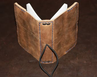 Adventurer Journal, Full Grain Leather.