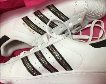 Adidas Superstar Damen Weiß Rosegold