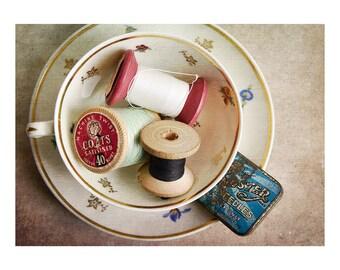 Tea Time: a fine art limited edition print