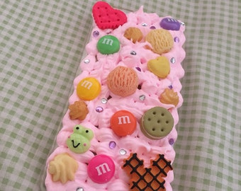 Pink iPhone 6 candy case
