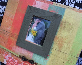Beautiful Custom Wedding Scrapbooks