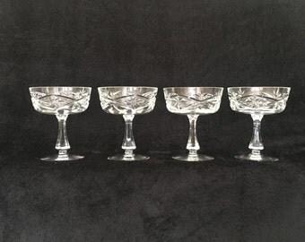Genuine Crystal Desert Cups