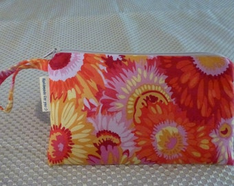 Zipper Pouch with handle