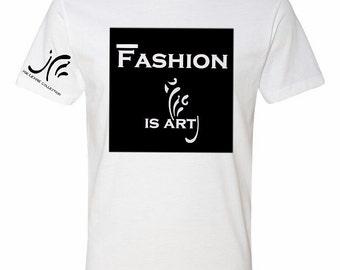 Fashion Is Art T-shirt