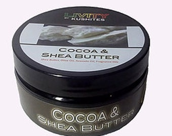 SHEA & COCOA Butter ~ All Natural