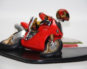 Corner Carver (Motorcycle Roadracer)