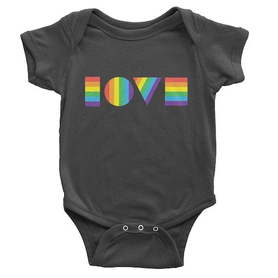 LGBTQ Love Onesie