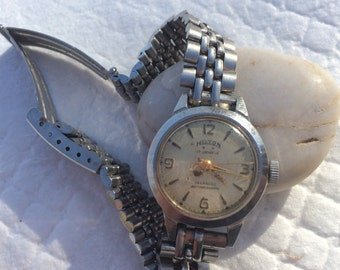 Hilton 17Jewel Vintage Mechanical Ladies watch