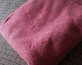 1 Pink Fleece Polar Fleece soft fabric for baby 1