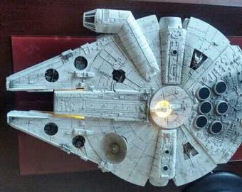 Star wars millennium falcon (1989)