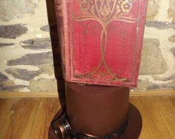 Antique French Book The Last of the Mohicans - Librairie Hachette 1921 Paris