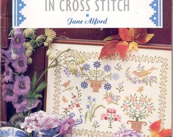 Samplers in Cross Stitch by Jane Alford