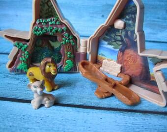 1995 Lion King Toy