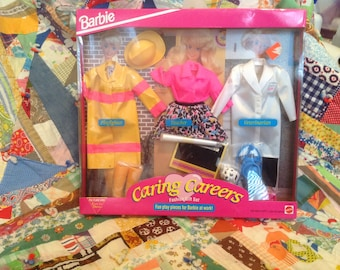Vintage Barbie Career Outfit Set