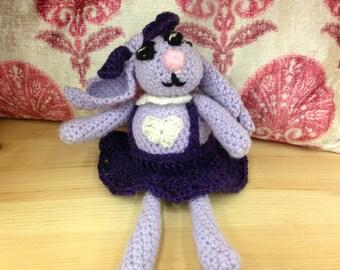 Handmade Stuffed Animal (Rabbit)