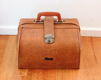 Retro Henselite Bowling Bag