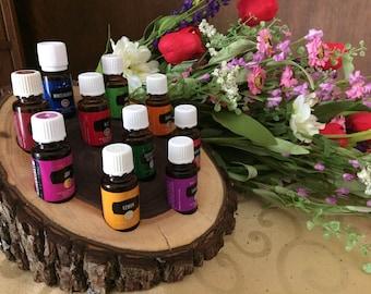 Black Walnut Natural Essential Oil Display (15 ml)