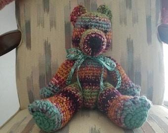 Crochet Bear