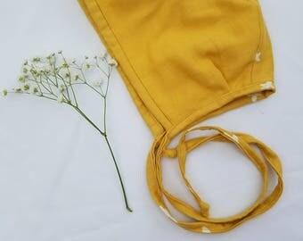 yellow birds bonnet
