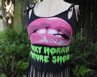 Rocky horror picture show fringe tank