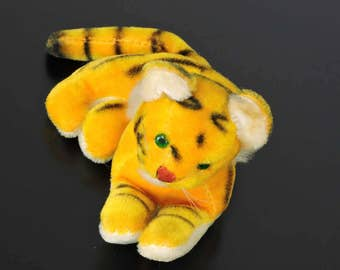 Carnival Tiger Stuffed Animal