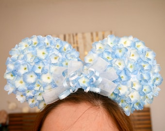 Cinderella Spring time floral Minnie Ears | Mickey ears |