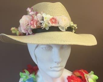 Festival flower hat