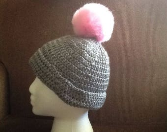 Toddlers warm winter hat