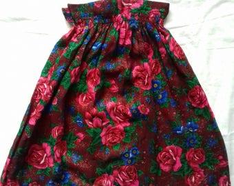 Vintage skirt of shawl.