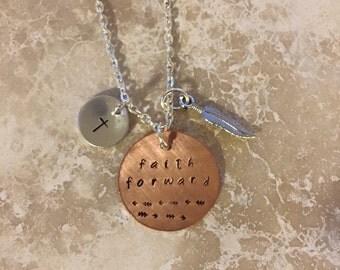 Faith Forward Necklace