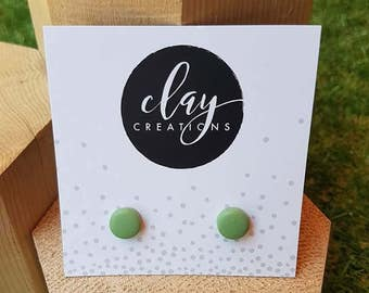 Circle Earrings - Pickles