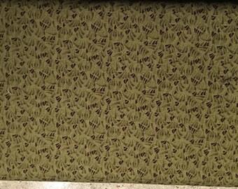 Windham Fabrics Kindred Spirits Jill Shulis 40218-4     -- 1/2 yard increments