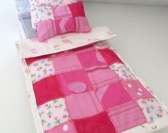 Barbie blanket comforter pillow