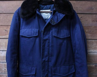 Vintage men's work jacket