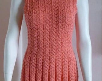 Knitted tunic size 42