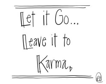 Karma Print