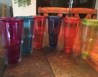 Personalized 24oz double walled tumblers
