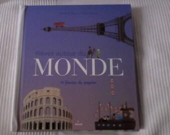 "Book ""Dreams around the world"""