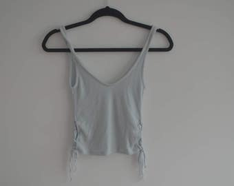 Baby Blue Urban Outfitters Top
