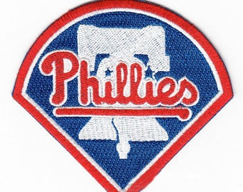 Philadelphia Phillies Patch Philadelphia Phillies Iron On Philadelphia Phillies Birthday Philadelphia Phillies Gift