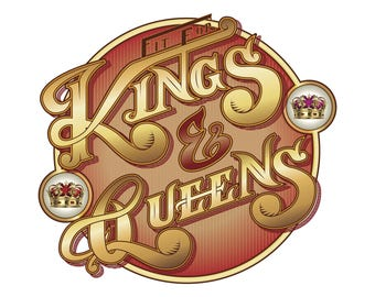 Fit for Kings & Queens Logo