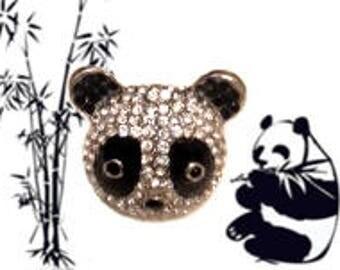 Betsey Johnson Panda Ring