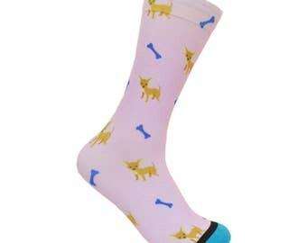 Chihuahua Puppy Socks