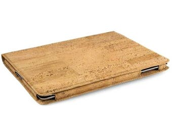 Cork Ipad case / cork Ipad case, ipad case, ipad, kork ipad case