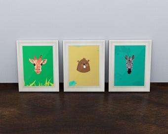 Animal, Print, illustration, art.