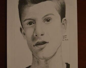 Shawn Mendes Portrait