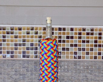 Wrapped Bottle