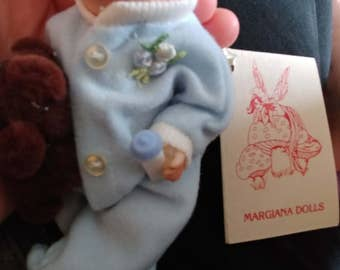 Margiana dolls bye lo baby
