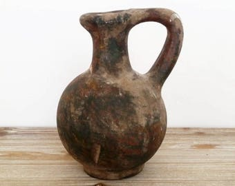 Ceramic pot/pitcher