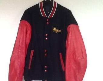 Blue Berry Hill vintage Bomber jacket